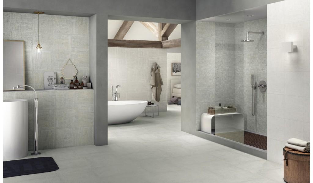 Progetto bagno piastrelle - Progetto bagno paderno ...